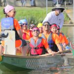 פעילות קבוצתית בסירות דרקון