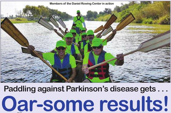 Parkinson's article in the English Speaking Residents' Association